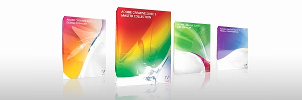 Adobe Creative Suites 3