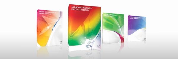 Adobe Creative Suites 3